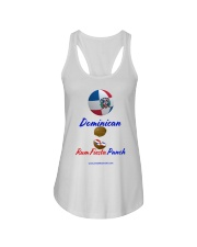 Dominican Rum Fiesta Punch Ball Ladies Flowy Tank thumbnail