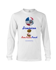 Dominican Rum Fiesta Punch Ball Long Sleeve Tee thumbnail