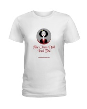 The China Doll Iced Tea Ladies T-Shirt thumbnail
