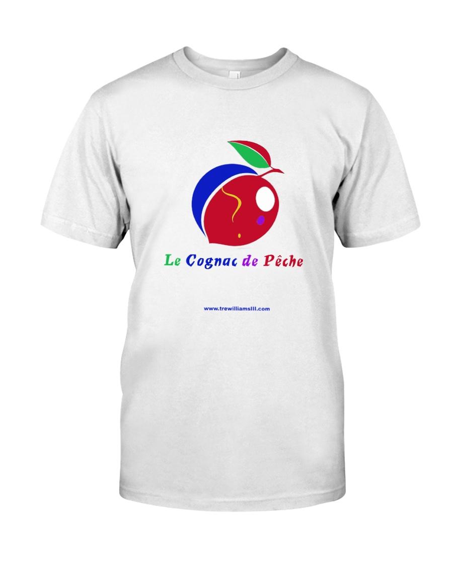 Le Cognac de Pêche Classic T-Shirt