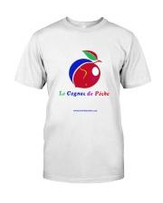 Le Cognac de Pêche Classic T-Shirt front