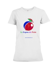 Le Cognac de Pêche Premium Fit Ladies Tee tile