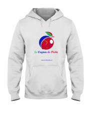 Le Cognac de Pêche Hooded Sweatshirt tile