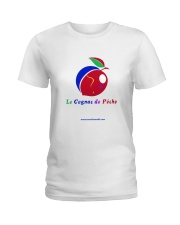 Le Cognac de Pêche Ladies T-Shirt tile