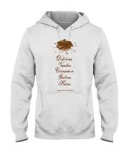 Delicious Vanilia Cinnamon Godiva Kisses Hooded Sweatshirt thumbnail