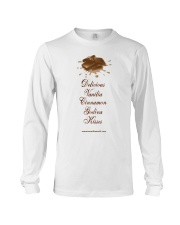 Delicious Vanilia Cinnamon Godiva Kisses Long Sleeve Tee thumbnail