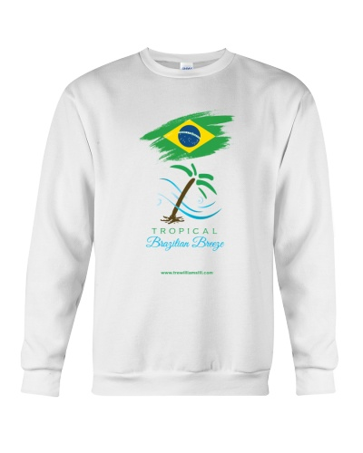 Tropical Brazilian Breeze Flag 1