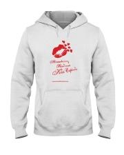 Strawberry Passionate Kiss Euphoria Hooded Sweatshirt thumbnail