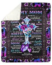 """Gift for mom Sherpa Fleece Blanket - 50"""" x 60"""" thumbnail"""