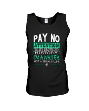Pay No Attention To My Browsing History Unisex Tank thumbnail