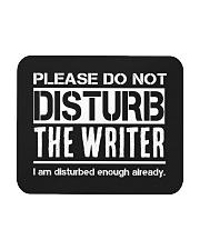Do Not Disturb Writer Funny Humor Mousepad tile
