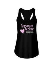 Romance Writer Superpower Ladies Flowy Tank thumbnail