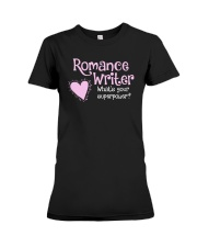 Romance Writer Superpower Premium Fit Ladies Tee thumbnail
