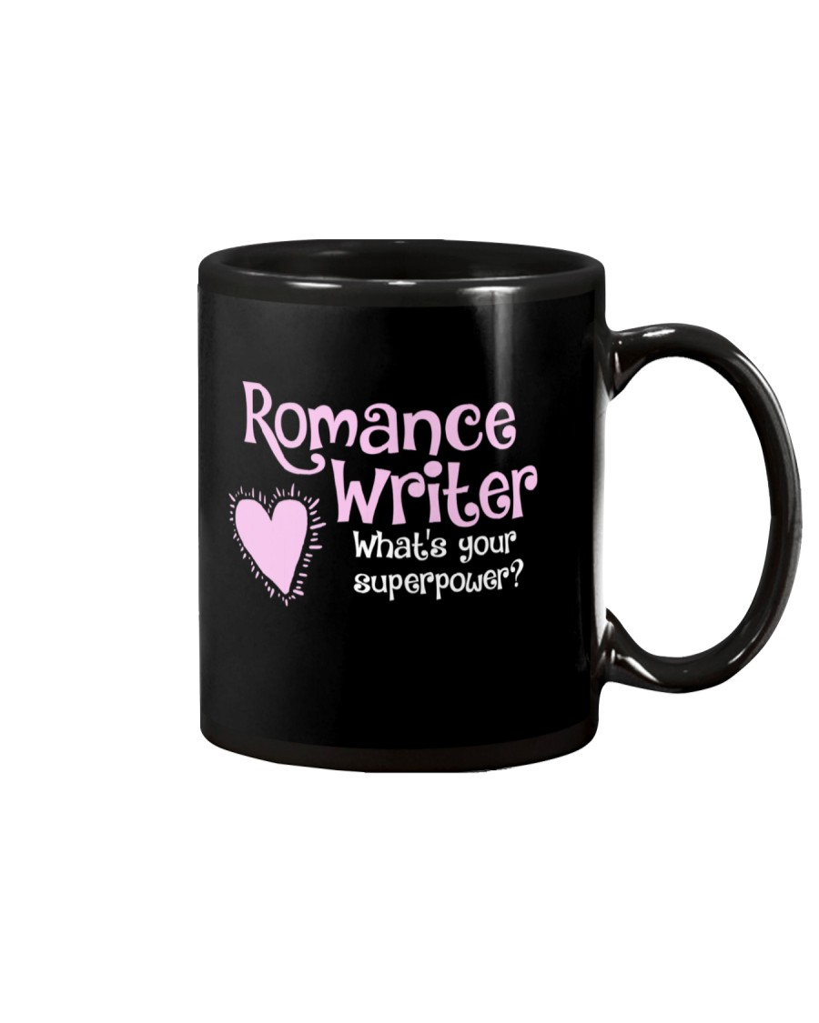 Romance Writer Superpower Mug