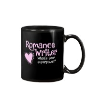 Romance Writer Superpower Mug front