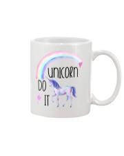 Unicorn Do It Mug front