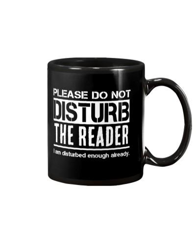 Do Not Disturb Reader Funny Humor