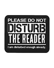 Do Not Disturb Reader Funny Humor Mousepad tile
