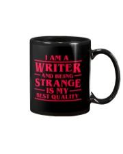 Writers Are Strange Mug thumbnail
