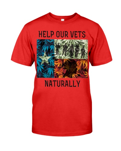 Help Our Vets Naturally