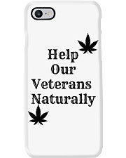 Help Our Veterans Naturally  Phone Case thumbnail