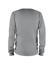 Help Our Veterans Naturally  Long Sleeve Tee back