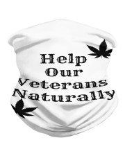 Help Our Veterans Naturally  Neck Gaiter thumbnail