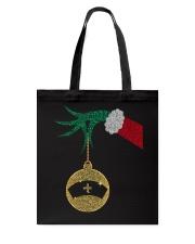 Nurse Christmas Gift Tote Bag thumbnail
