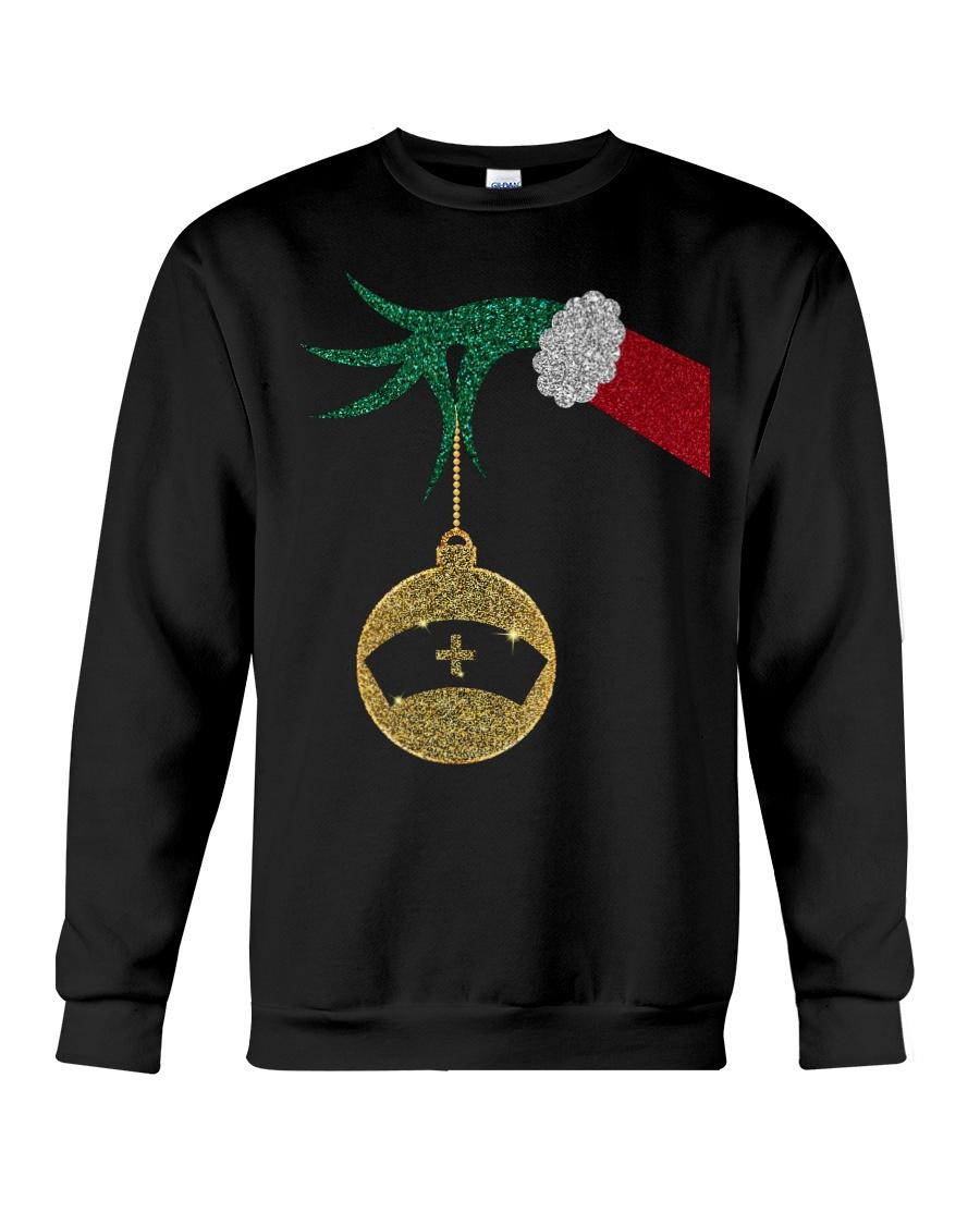 Nurse Christmas Gift Crewneck Sweatshirt