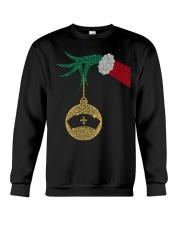 Nurse Christmas Gift Crewneck Sweatshirt front