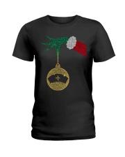 Nurse Christmas Gift Ladies T-Shirt thumbnail