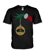 Nurse Christmas Gift V-Neck T-Shirt thumbnail