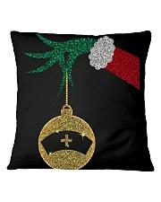 Nurse Christmas Gift Square Pillowcase thumbnail