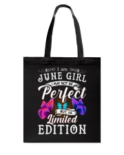 JUNE PERFECT GIRL LIMITED Tote Bag tile