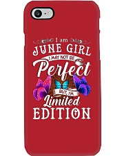 JUNE PERFECT GIRL LIMITED Phone Case thumbnail
