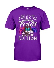 JUNE PERFECT GIRL LIMITED Classic T-Shirt thumbnail