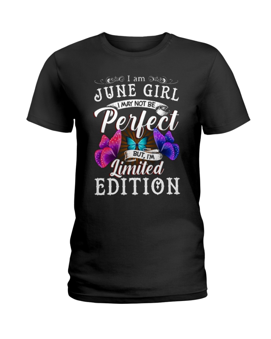 JUNE PERFECT GIRL LIMITED Ladies T-Shirt