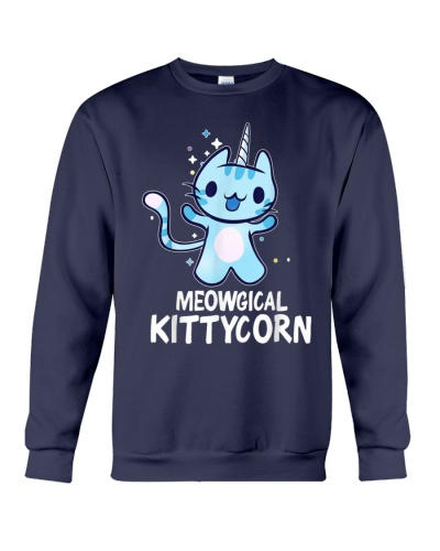 Cute Unicorn Cat Lover Women Girls Christmas Gift