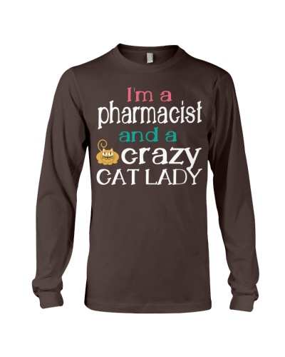 I'M A PHAMACIST AND CRAZY CAT
