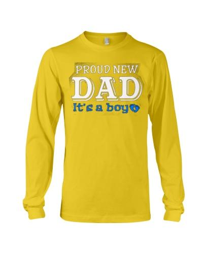 Proud new dad - Daddy BOY