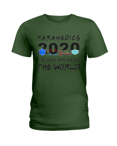 PARAMEDICS 2020 THE ONES WHO SAVED THE WORLD