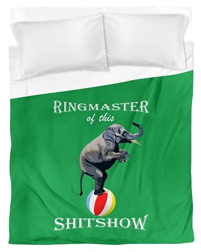 Elephant Ringmaster of this Shitshow Christmas