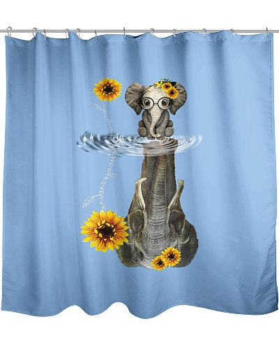 Elephant Reflection Hippie Sunflower Gift Friends