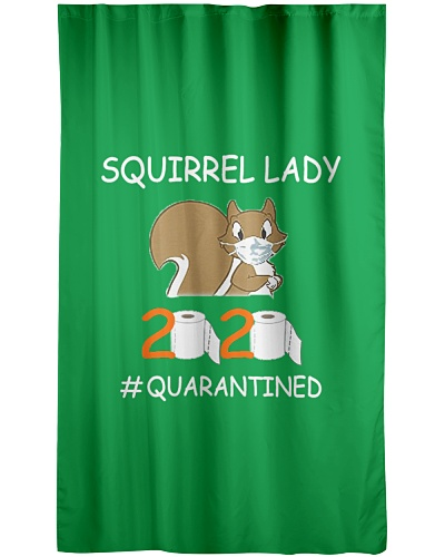Squirrel lady Stay Home Stay Safe Gift Friends
