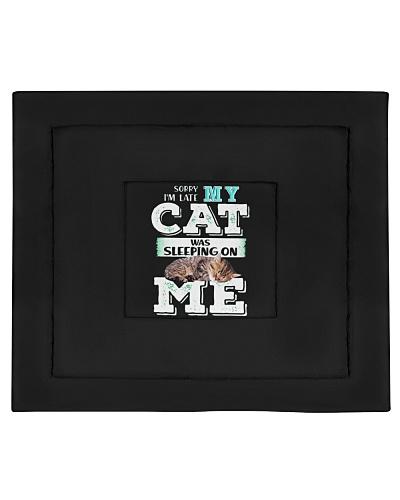 Sorry I'm Lait My Cat Gift Friend