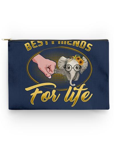 Elephant Best Friends For Life Hippie Sunflower