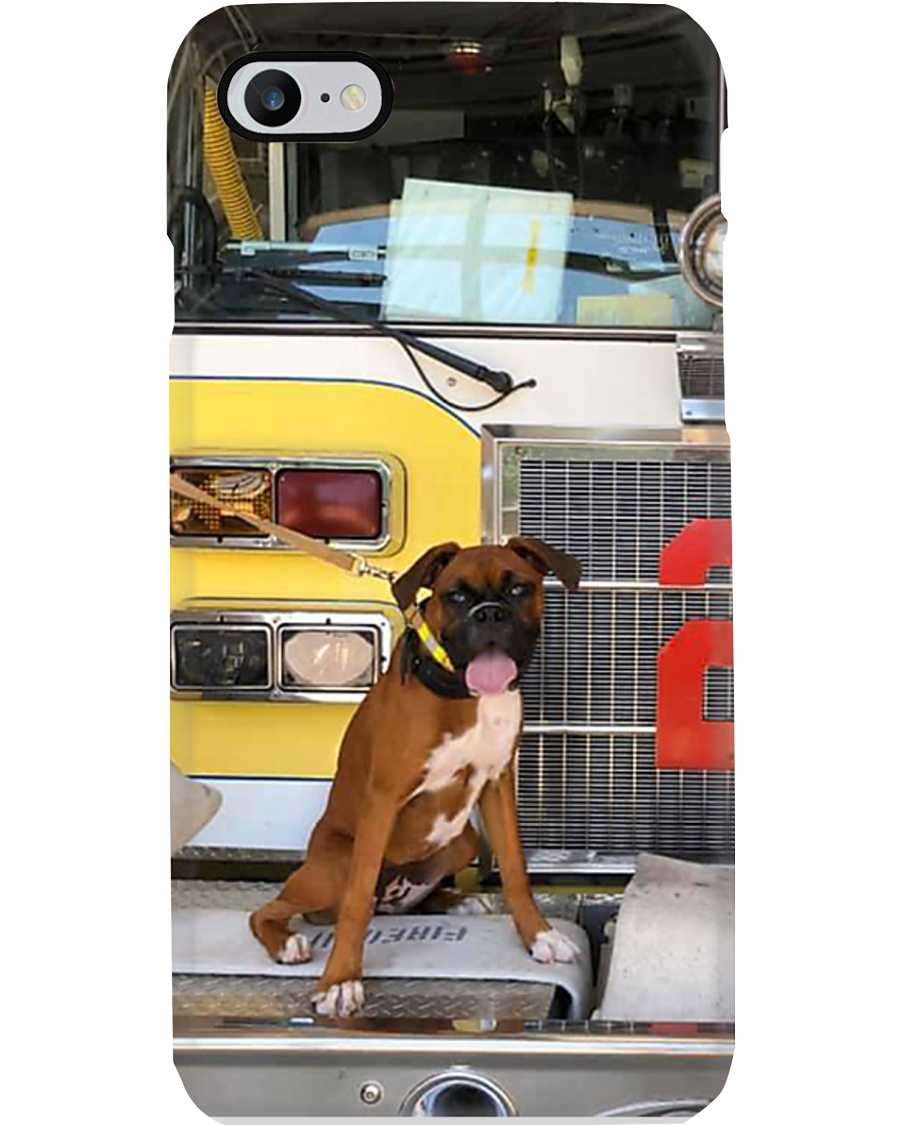 Funny Boxer dog - Cool Phone Case