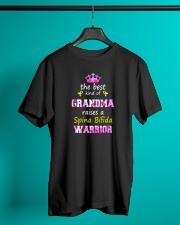 The best Kind of grandma Classic T-Shirt lifestyle-mens-crewneck-front-3