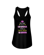 The best Kind of grandma Ladies Flowy Tank thumbnail