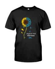 Atypical HUS Awareness Classic T-Shirt front